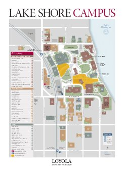 Loyola Chicago Map